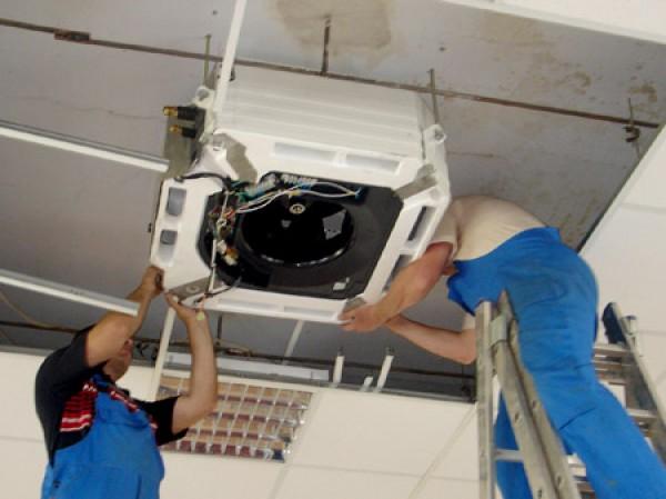 Системы кондиционирования воздуха в Ульяновске | NCP-Group